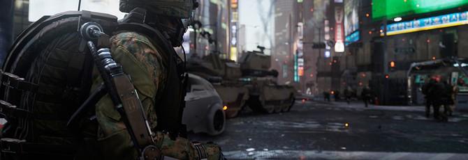 Экзоскелет Call of Duty: Advanced Warfare  не будет слишком крутым