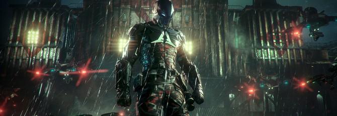 Бэтмен сказал, что Batman: Arkham Knight выйдет в Январе