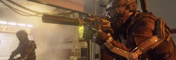 Дневник разаработчиков Call of Duty: Advanced Warfare