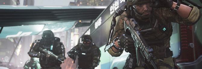 Мультиплеер Call of Duty: Advanced Warfare будет отличаться от прошлых частей