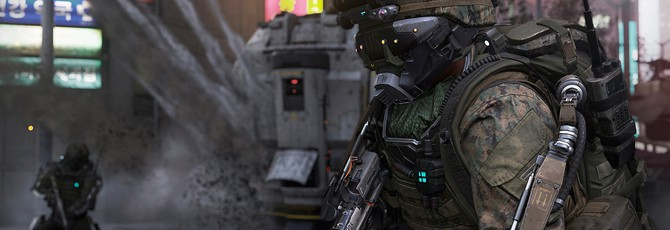 В Call of Duty: Advance Warfare будут мультиплеерные фракции