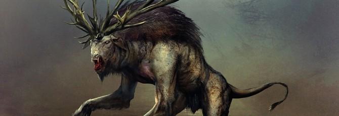 Техно-демо Nvidia – Шерсть и Волосы, а также звери из Witcher 3