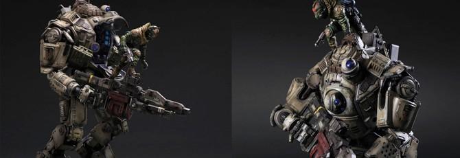 Фигурка Titanfall, которая не обойдется как новая консоль
