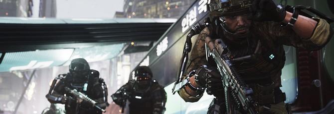 Call of Duty: Advanced Warfare – анимация и стиль