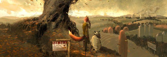 Nostalgia #16: детская сказка взрослой реальности