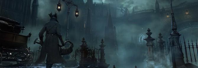 Bloodborne выйдет в начале 2015, играбельна на gamescom