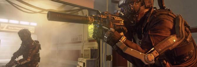 Call of Duty: Advanced Warfare – Создавая Звук