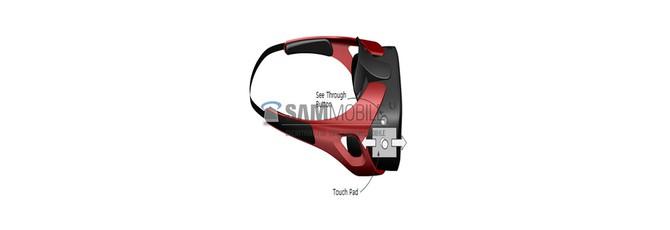 Слух: первое изображение девайса виртуальной реальности от Samsung