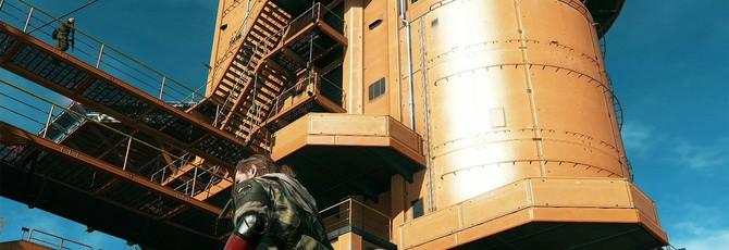 Детальный взгляд на Материнскую Базу Metal Gear Solid 5