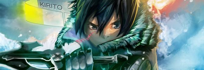Sword Art Online на Oculus Rift
