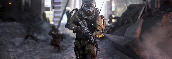 В мультиплеер Call of Duty: Advanced Warfare дадут поиграть на Gamescom