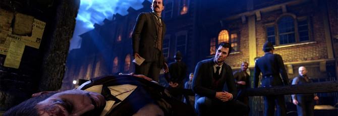 23 минуты геймплея Sherlock Holmes: Crimes and Punishment