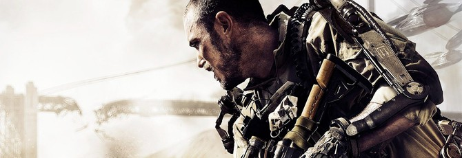 Call of Duty: Advanced Warfare равен четырем Голливудским фильмам