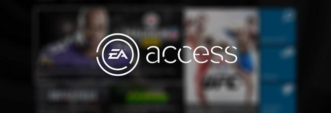 EA Access не требует Xbox Live Gold