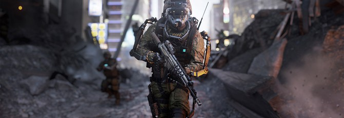 Мультиплеерный геймплей Call of Duty: Advanced Warfare