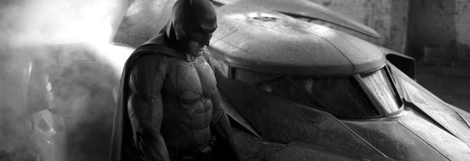 Продюсер Batman V Superman раскрывает возраст Бэтмена