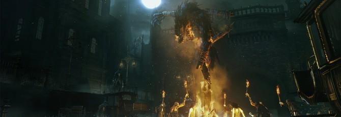 Трейлер Bloodborne на gamescom 2014