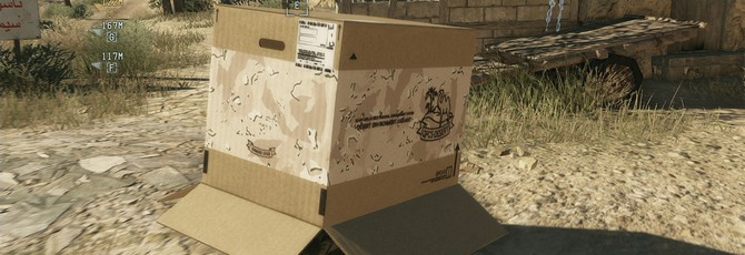 Геймплей Metal Gear Solid 5: The Phantom Pain на gamescom 2014