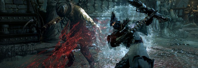 Геймплей Bloodborne на gamescom 2014