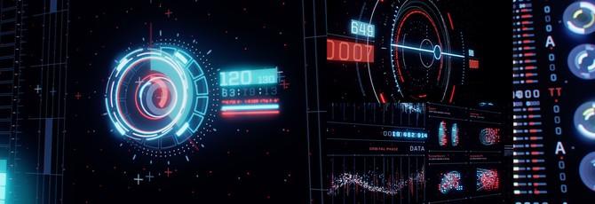 Немного sci-fi интерфейсов