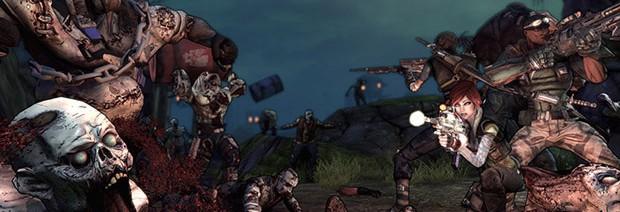 Видео: DLC Borderlands