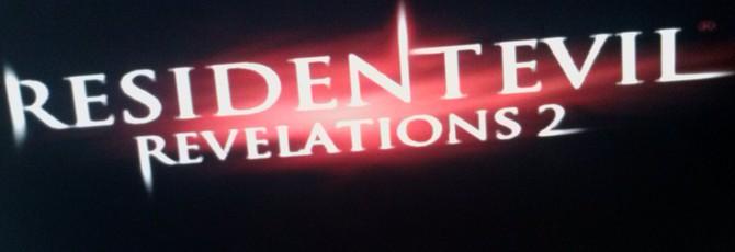 Capcom анонсировали Resident Evil: Revelations 2