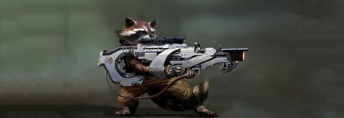 Концепты Guardians Of The Galaxy
