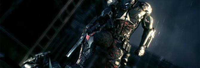 Batman: Arkham Knight будет PS4-эксклюзивом в Японии