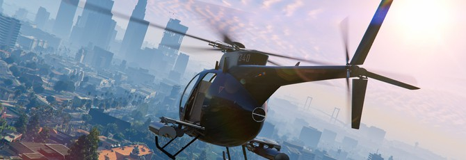 Официальные подробности GTA 5 нового поколения