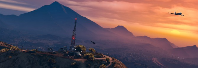 Скриншоты GTA 5 на PS4