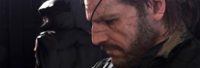 Геймплей Metal Gear Solid 5 на TGS