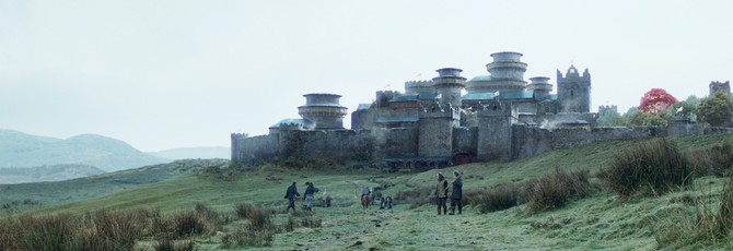 Тур по реальным местам Game of Thrones
