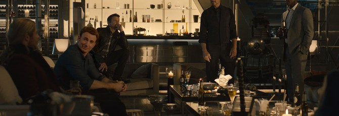 Слух: тизер Avengers 2 будут показывать перед «Интерстеллар»