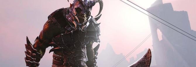 Сравнение текстур Shadow Of Mordor на Ультра и Высоких настройках