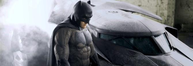 100 тысяч долларов за костюм нового Бэтмена