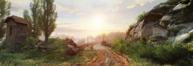 The Vanishing of Ethan Carter - Жутко красиво