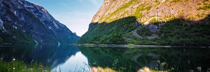 Таймлапс с пейзажами со всей Норвегии в 4K