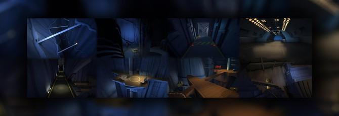 Пещера Бэтмена для Oculus Rift