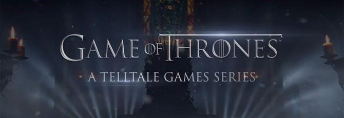 Новое тизер изображение Game of Thrones от Telltale