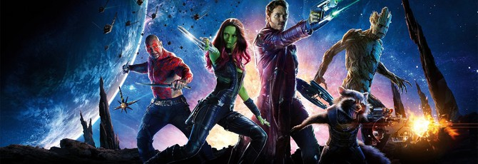 Как создавалась графика Guardians of the Galaxy