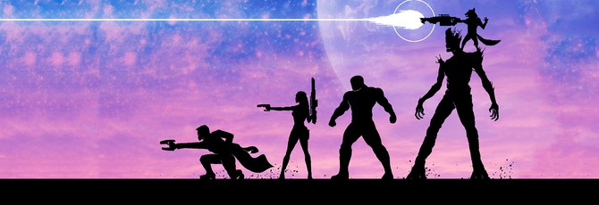 Первый трейлер анимационного сериала Guardians of the Galaxy