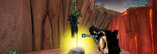 Excalibastard – пушка Borderlands, которую никто не знает как использовать
