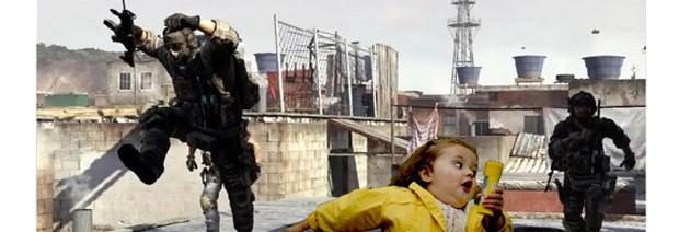 Пасхалки Modern Warfare 2
