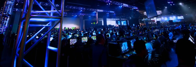 Анонс новой игры Blizzard на Blizzcon 2014?