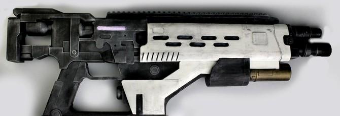 Винтовка Conduit F3 из Destiny на 3D-принтере