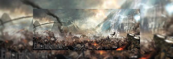 Финальное сражение Hobbit: Battle of the Five Armies продлится 45 минут