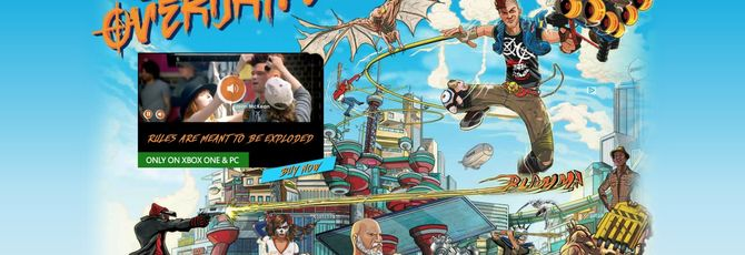 Sunset Overdrive на РС?