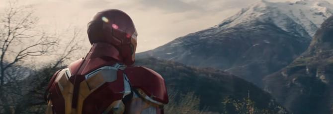 Трейлер Avengers: Age of Ultron под My Heart Will Go On