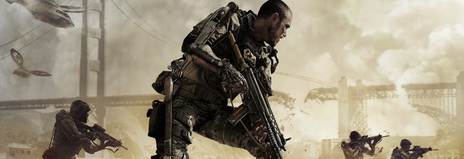 Livestream: Call of Duty: Advanced Warfare [PS4 - LIVE] (OFF)