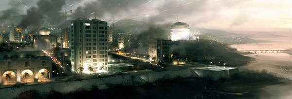 Battlefield 3: новые карты Gulf of Oman и Sharqi Peninsula